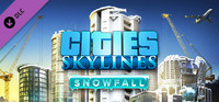 Cities: Skylines - SnowFall DLC (PC Download) - Cover