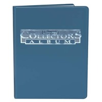 Ultra Pro - 9-Pocket Blue Collectors Portfolio - Cover