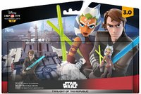 Disney Infinity 3.0 Character - Twilight of the Republic Playset - Cover