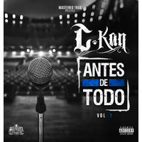 C-Kan - Antes De Todo Vol. 1 (CD)