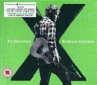 Ed Sheeran - X: Wembley Edition (CD+DVD) - Cover