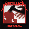 Metallica - Kill Em All (Vinyl) Cover