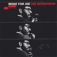 Joe Henderson - Mode For Joe - Remastered (CD) - Cover