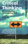 Critical Thinking - Robert Arp (Paperback)