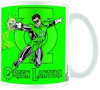 DC Originals Green Lantern Ceramic Mug - Cover