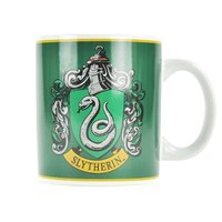 Harry Potter Slytherin Crest Mug - Cover