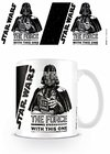 Star Wars - The Force is Strong Mug Cover