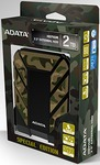 ADATA HD710M 2TB Camouflage Durable External Hard Drive Waterproof/Dustproof/Shockproof