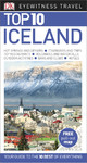 DK Eyewitness Top 10 Travel Guide: Iceland (Paperback)