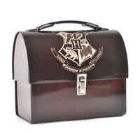 Harry Potter - Hogwarts Crest Tin Tote - Cover