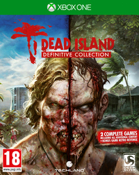 Dead Island Definitive Collection (Xbox One) - Cover