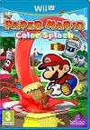 Paper Mario Color Splash (Wii U) Cover