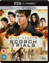 Maze Runner: Chapter II - The Scorch Trials (4K Ultra HD + Blu-ray)