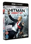 Hitman: Agent 47 (4K Ultra HD + Blu-ray)