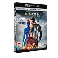 X-Men: Days of Future Past (4K Ultra HD + Blu-ray)
