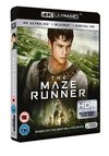 Maze Runner (4K Ultra HD + Blu-ray)