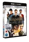 Kingsman: The Secret Service (4K Ultra HD + Blu-ray)