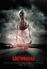 Southbound (DVD) - Cover