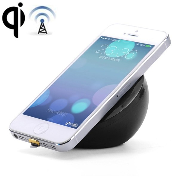 Tuff-Luv Q8 Universal Qi Wireless Charger Transmitter Charging Pad for  Nokia Lumia LG iPhone Samsung HTC and Other Mobile