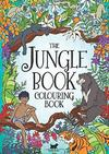 Jungle Book Colouring Book - Ann Kronheimer (Paperback)
