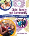 Child, Family, and Community - Janet Gonzalez-Mena (Paperback)