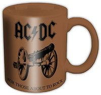 AC/DC - For Those About to Rock Mug - Cover