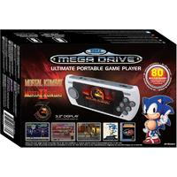 Sega Mega Drive: Arcade Classic Console Ultimate Portable Player LCD -  (80 Games)