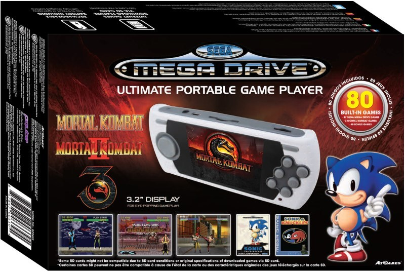 sega mega drive portable games free download