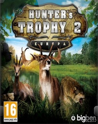 Hunter's Trophy 2: Europa (PC) - Cover
