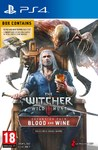 The Witcher 3: Wild Hunt - Blood & Wine (PS4) Cover