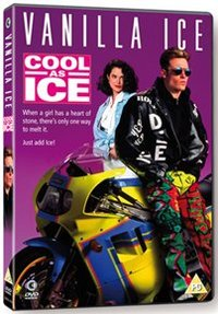 Cool As Ice (DVD) - Cover