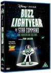 Buzz Lightyear of Star Command - The Adventure Begins (DVD) Cover