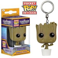 Funko Pocket Pop! Keychain - Guardians of the Galaxy - Baby Groot Pocket - Cover