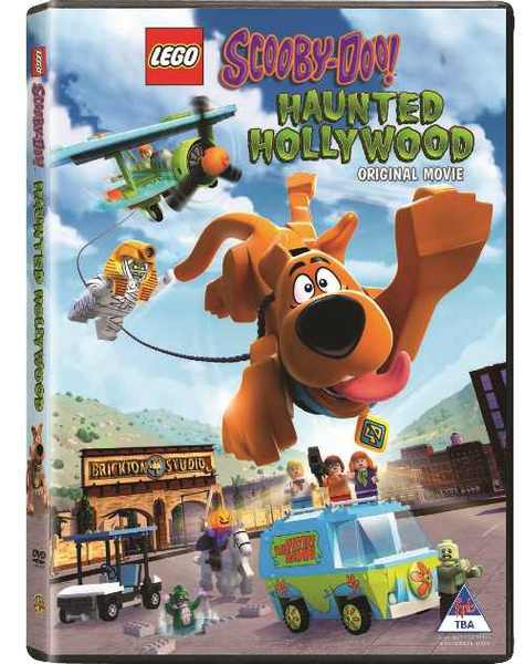 LEGO Scooby-Doo!: Haunted Hollywood (DVD) - Movies & TV Online | Raru