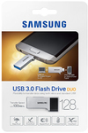 Samsung Duo On the Go 128GB USB 3.0 Flash Drive