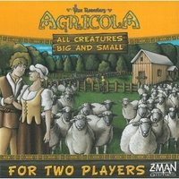 Agricola: All Creatures Big and Small (Board Game) - Cover