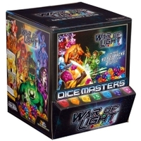 DC Dice Masters - War of Light Booster (Collectible Dice Game) - Cover