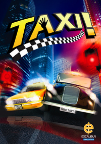 Taxi (PC) - Cover