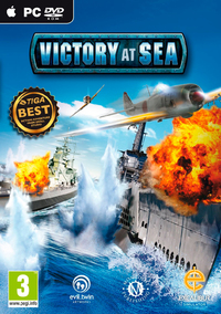 Victory at Sea (PC) - Cover
