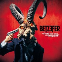 Betzefer - The Devil Went Down to the Holy Land (Vinyl) - Cover