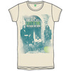 The Beatles Let It Be/You Know My Name Boys Natural T-Shirt (Small)
