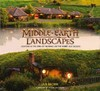 Middle-Earth Landscapes - Ian Brodie (Hardcover) Cover