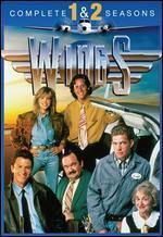 Wings: Complete First & Second Seasons (Region 1 DVD) - Cover