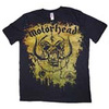 Motorhead Acid Splatter Puff Print T-Shirt (Small) Cover