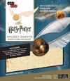 Incredibuilds Harry Potter Golden Snitch - Insight Editions (Toy) Cover