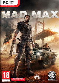 Mad Max (PC Download) - Cover