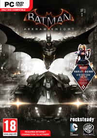Batman: Arkham Knight (PC Download) - Cover