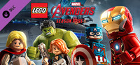 LEGO Marvel Avengers - Season Pass (PC Download) - Cover