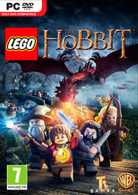 LEGO The Hobbit (PC Download) - Cover