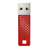 Sandisk Cruzer Facet USB 2.0 Flash Drive - 8GB Red